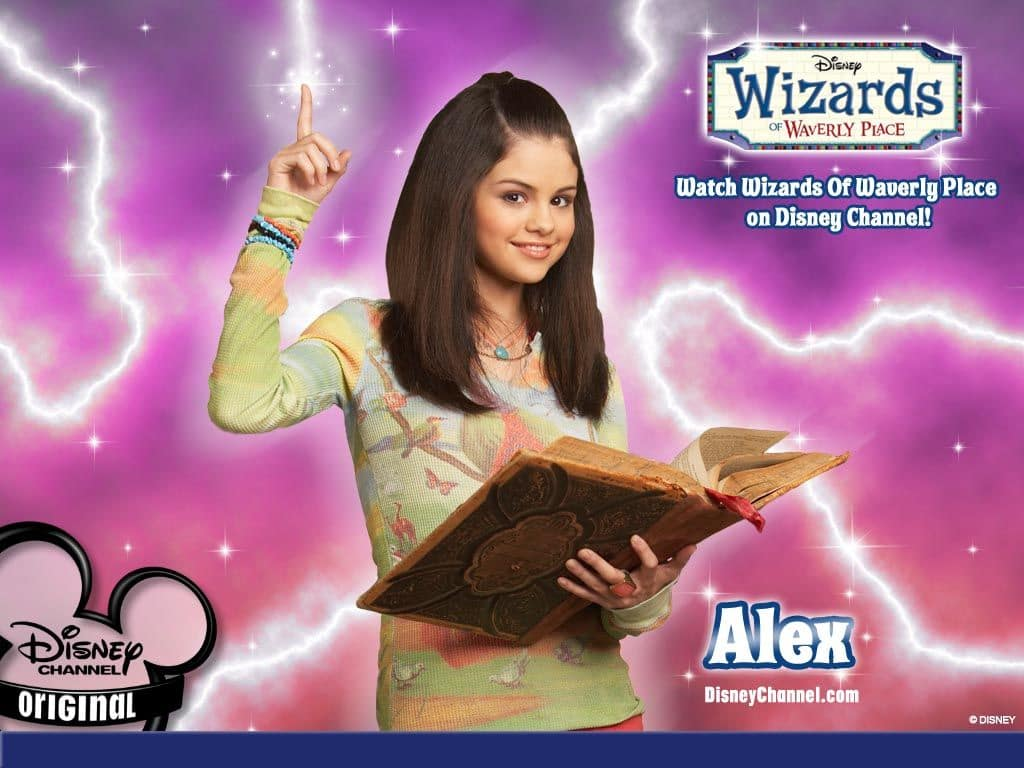 selena gomez from wizards of waverly place