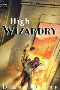 High Wiardry Cover