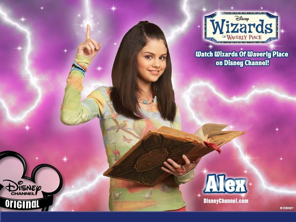 wizards of waverly place publish with glogster