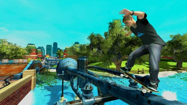 tony hawk ps3