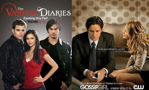 The Vampire Diaries vs Gossip Girl