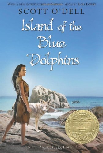 Island of the blue dolphins cover - photo#4