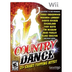 country dance for wii review