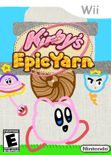 kirby's epic yarn for wii review