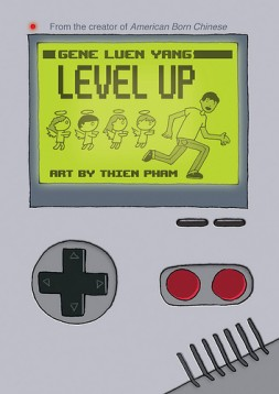 Level up graphic novel review