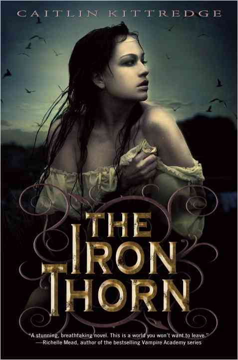 the iron thorn by caitlin kittredge review