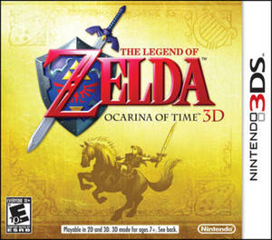 The Legend of Zelda Ocarina of Time nintendo 3ds review