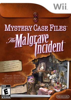 The Malgrave Incident for Wii review