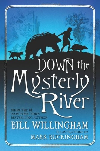Down the Mysterly River by Bill Willingham review