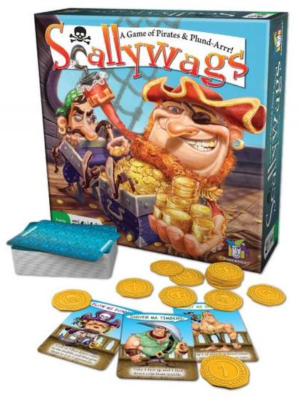 Scallywags Gamewright