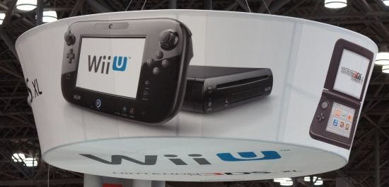 Wii U New York Comic Con