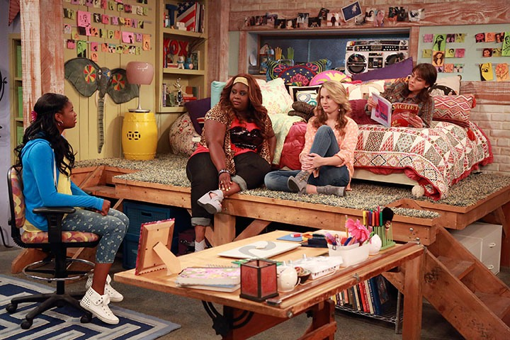 coco jones to guest star on good luck charlie