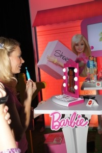 Barbie Digital Makover Mirror