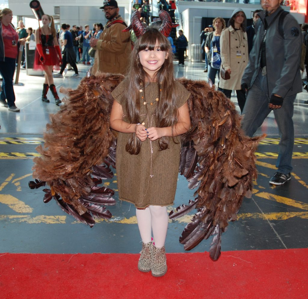 7 Amazing Cosplaying Kids at NYCC - BSCkids