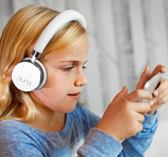 Volume Safe Kids Headphones
