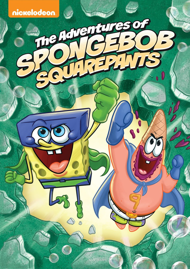 the adventures of spongebob squarepants available on dvd 9 TMNT 30th Anniversary 25th Anniversary Disney