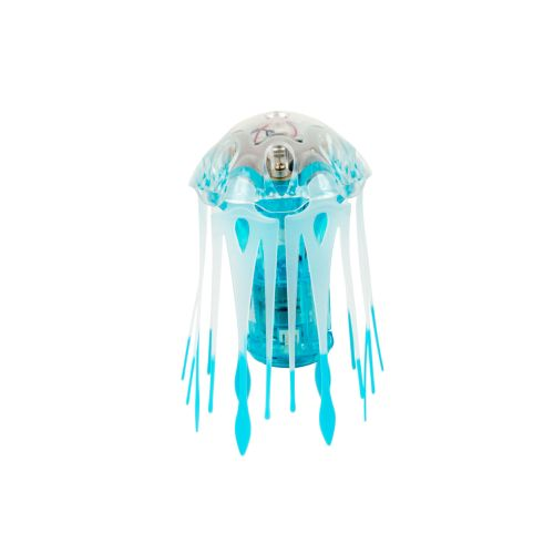Aquabot Jellyfish_Blue_Transparent