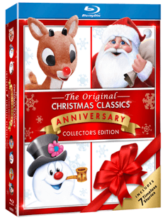ring in the holidays with timeless christmas classics now available on blu ray dvd - Christmas Classics Dvd