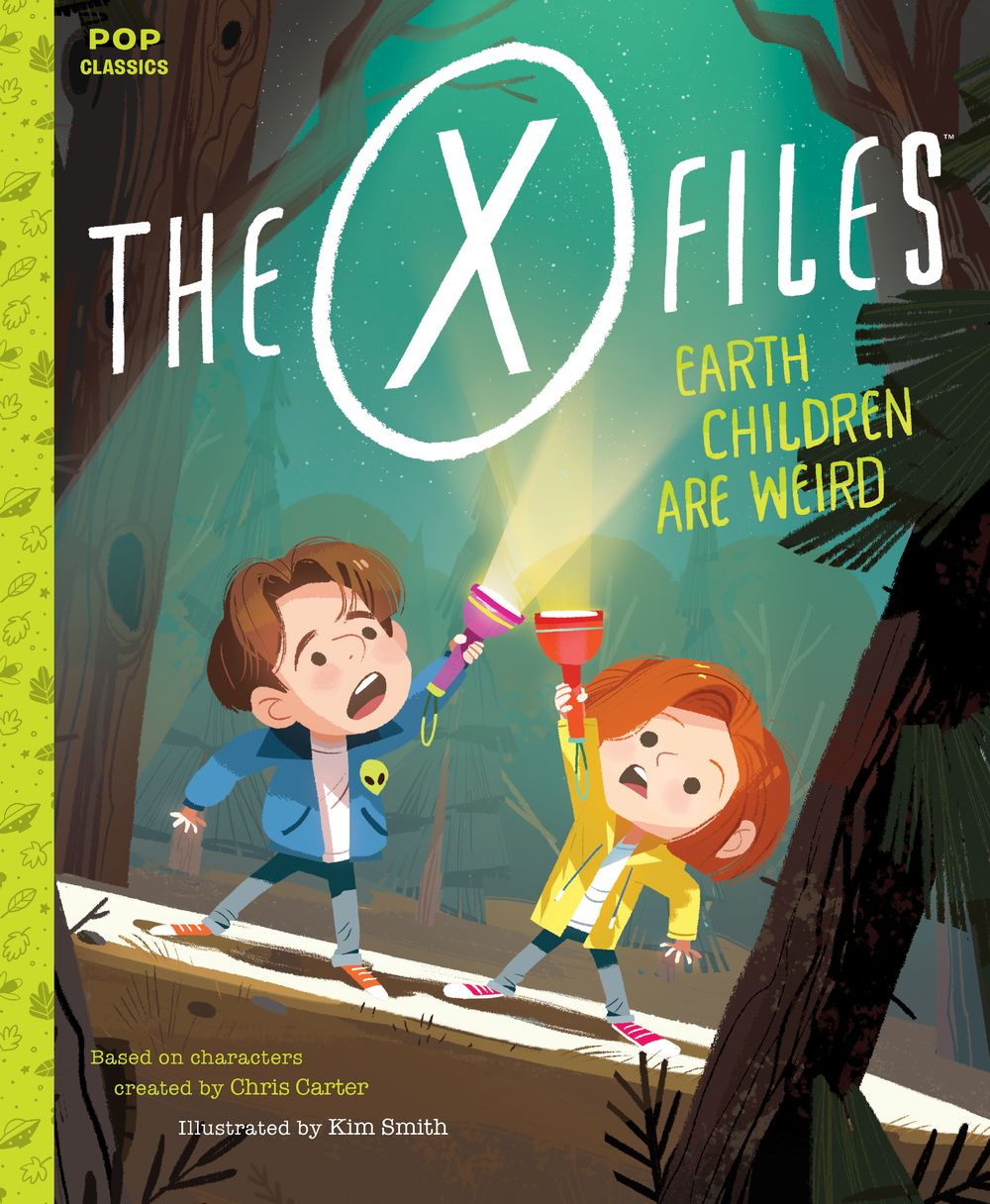 X-Files Earth Children Are Weird