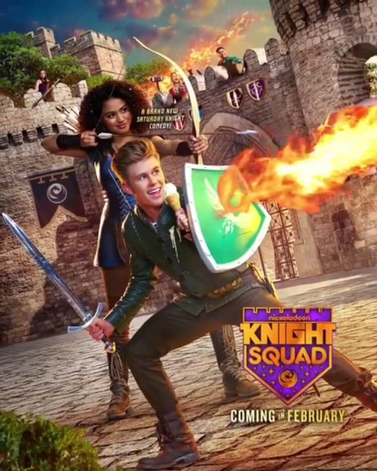 Knight Squad Nickelodeon