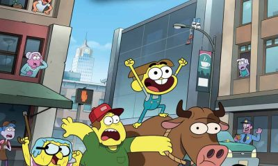 BIG CITY GREENS - Disney Channel