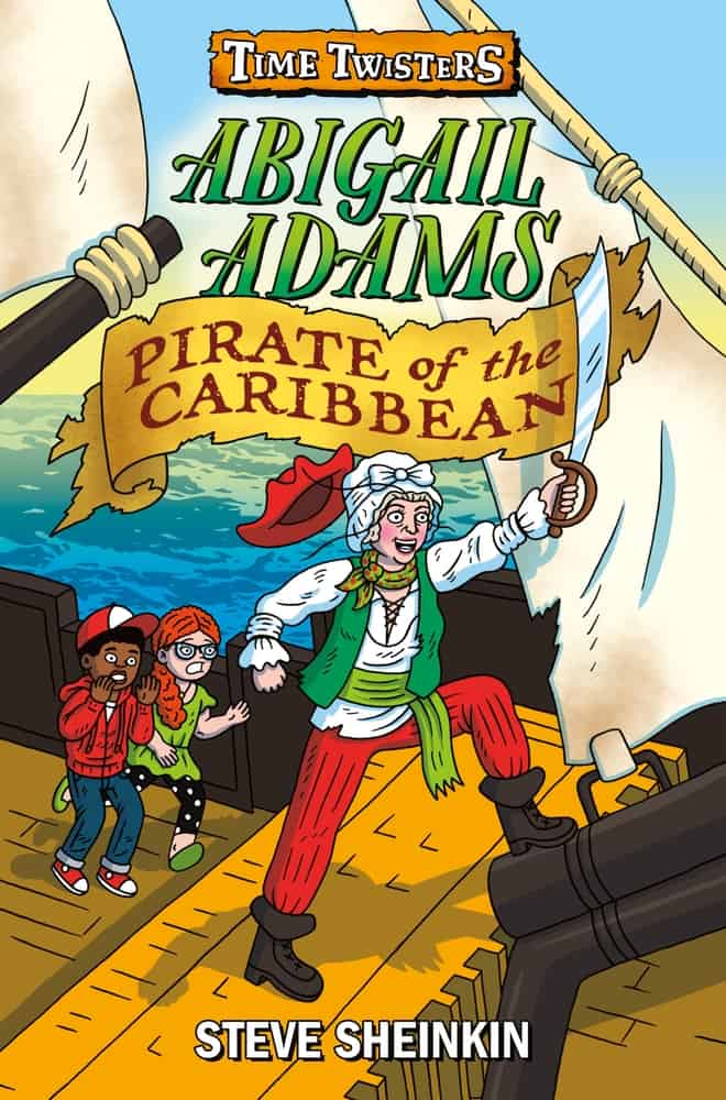Abigail Adams Pirate Of The Caribeean