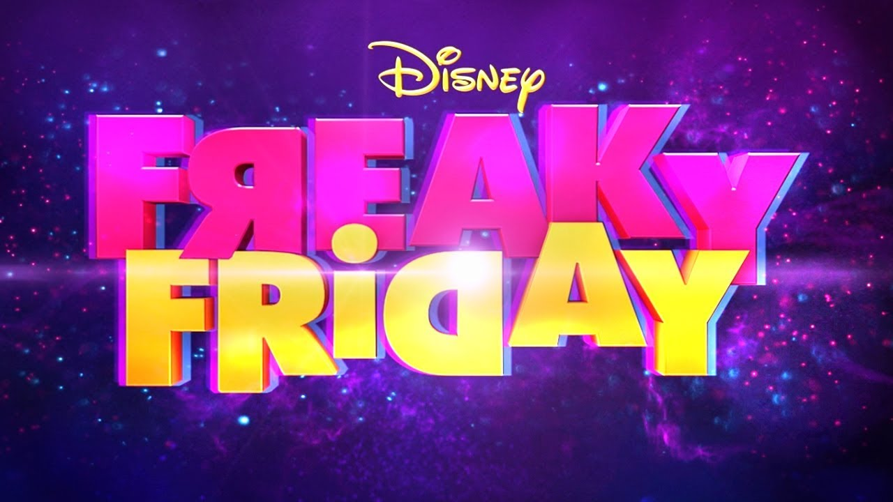 Disney Freaky Friday 2018