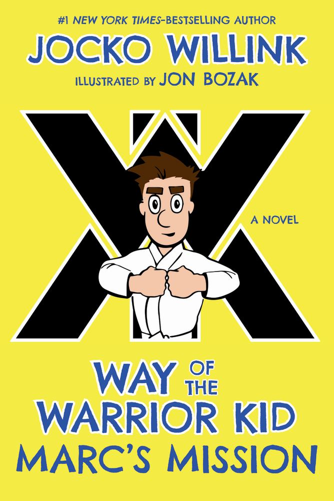 Way Of The Warrior Kid Marcs Mission