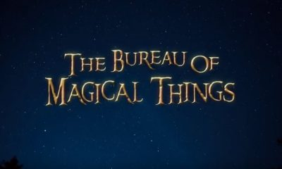The Bureau Of Magical Things Nickelodeon