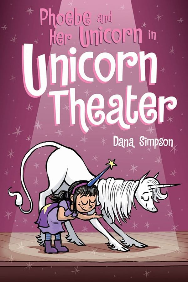 Unicorn Theater Dana Simpson