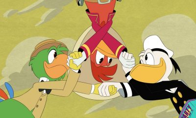 """DUCKTALES - """"The Town Where Everyone Was Nice!"""""""