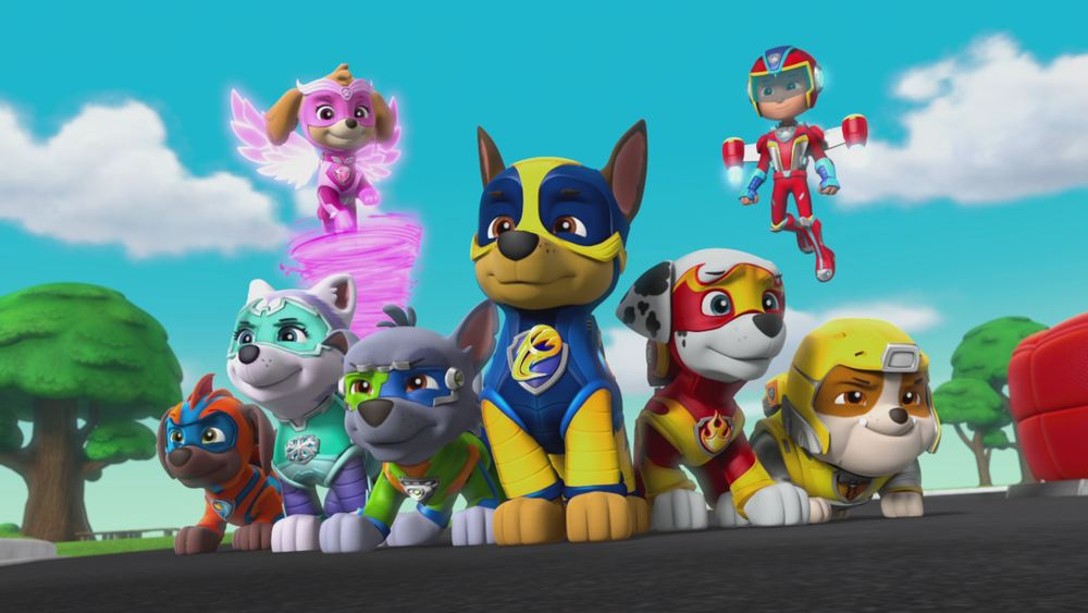 """PAW Patrol """"Mighty Pups"""" And More – BSCkids"""