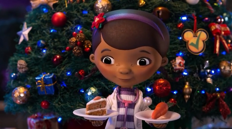 Doc McStuffins Share The Joy