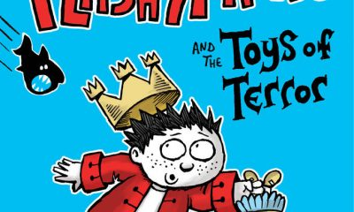 King FlashyPants And The Toys of Terror by Andy Riley