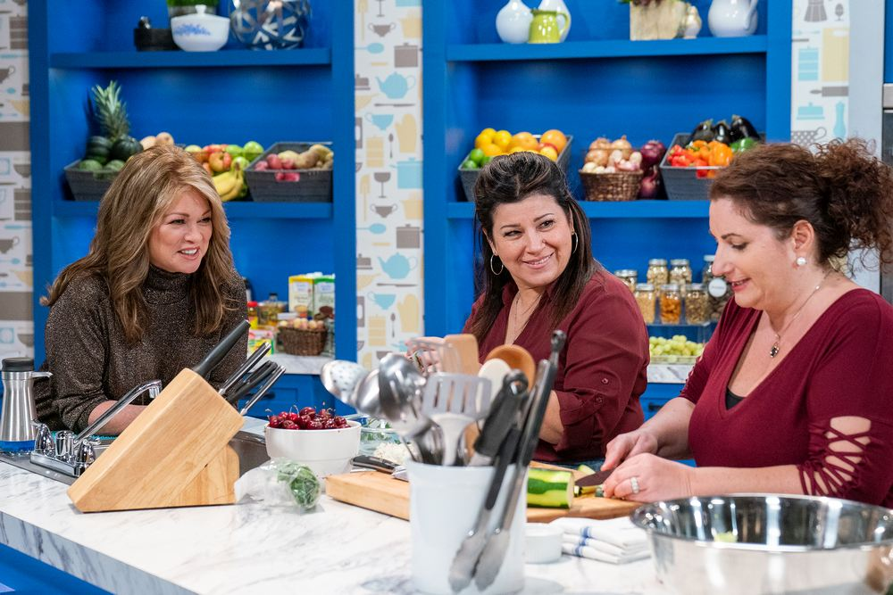 Family Food Showdown New Food Network Series – BSCkids