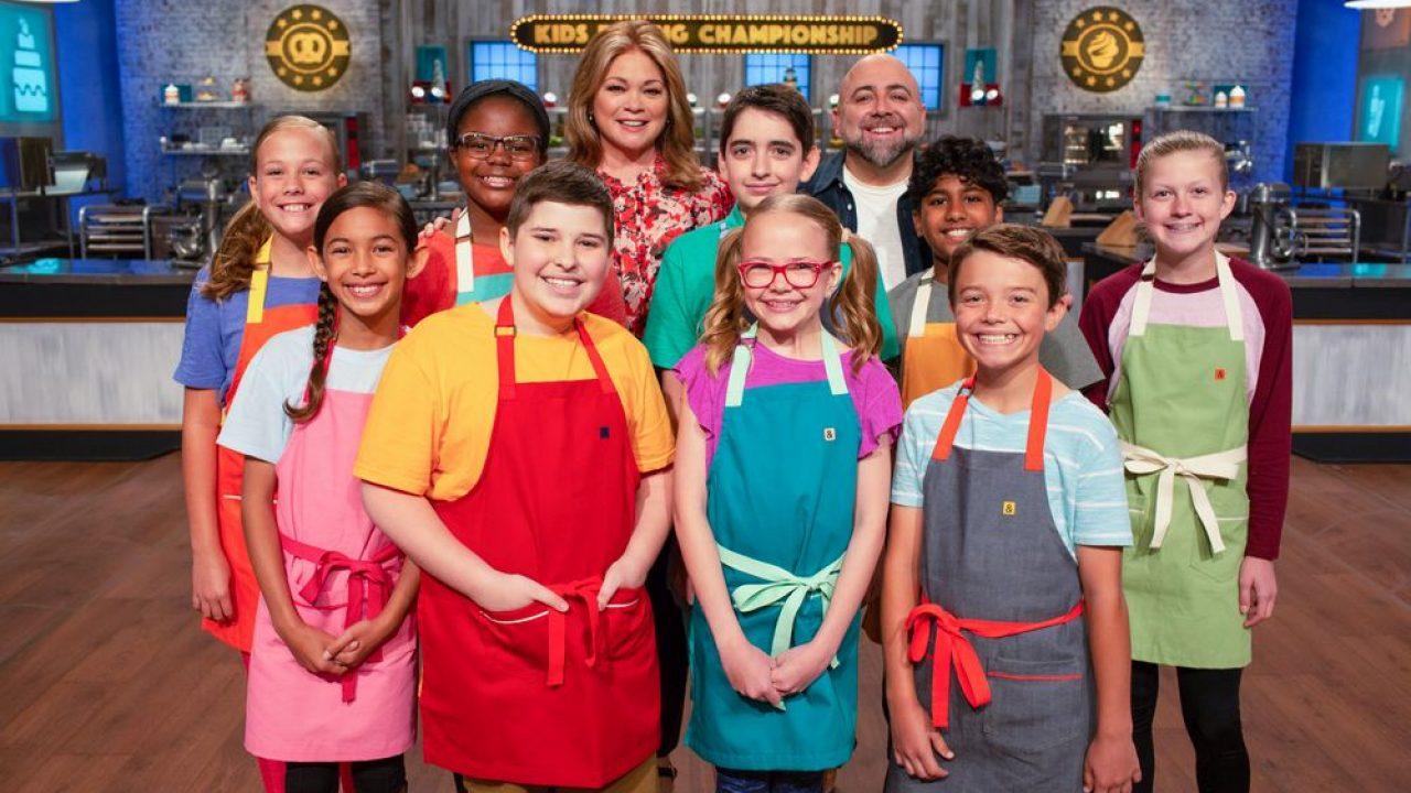 Kids Baking Championship Season 7 With Duff Goldman And Valerie
