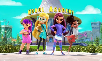 Nickelodeon Middle School Moguls