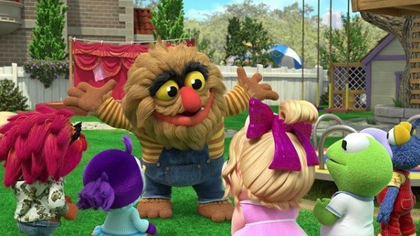Sweetums On New Muppet Babies – BSCkids