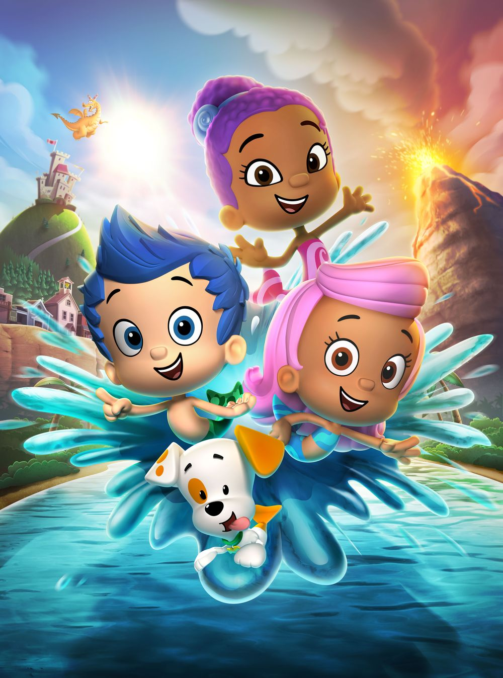 Season Five Of The Bubble Guppies On Nickelodeon Gives Us ...