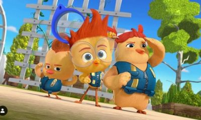The Chicken Squad Disney Junior