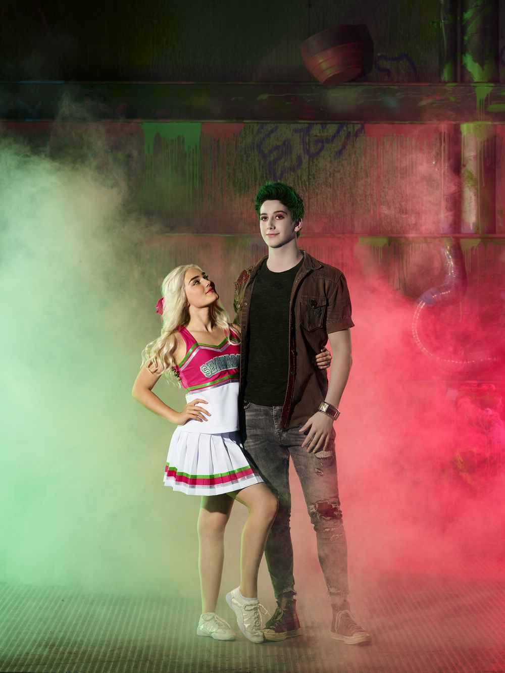 ZOMBIES 2 With Meg Donnelly And Milo Manheim – Where Have ...