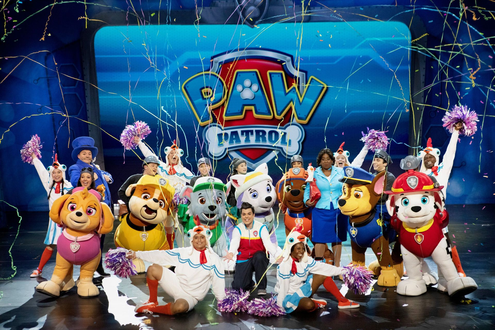 nickelodeon paw patrol live this month at home  bsckids